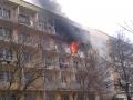 В Севастополе горело студенческое общежитие