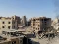 В РФ сообщили, что войска Асада взяли под контроль 96,5% территории