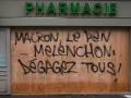 Во Франции подсчитали убытки от протестов
