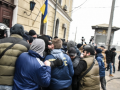 Поддержка Супрун: В Одессе штурмовали здание медуниверситета