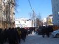 В Тернополе заблокировали областную администрацию - УДАР