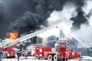 Пожар под Киевом: у Шокина вопросов к Даниленко нет, дело закрыто