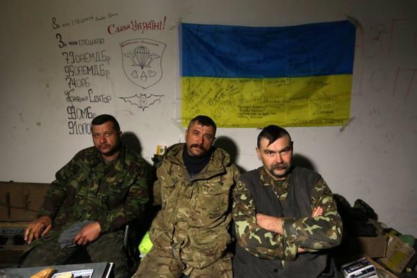 """Летчица Савченко написала письмо украинским """"киборгам"""""""