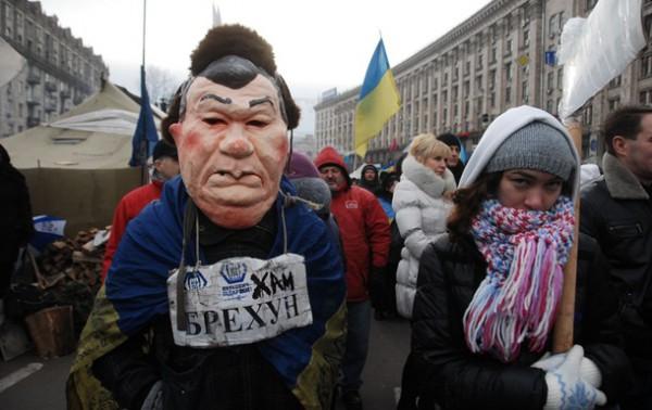 Протестующие намерены сформировать революционное правительство