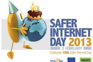 Safer Internet Day отмечается в десятый раз с 2004 года
