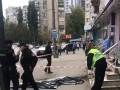 В Киеве с девятого этажа упали женщина с ребенком, - СМИ