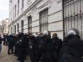 Полиция Киева отпустила задержанных активистов