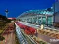 Аэропорт Сингапура снова признан лучшим в мире
