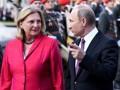 Путин на свадьбе главы МИД Австрии дискредитирует Вену - председатель Рады