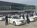 Новая полиция приступила к патрулированию в аэропорту Борисполь