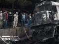 Пожар на железнодорожном вокзале Каира: количество жертв растет