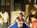 В Ватикане активистка Femen оголилась в образе Девы Марии