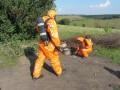 В Хмельницком нашли контейнер с радиоактивным веществом