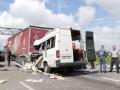 ДТП под Житомиром: водитель заснул и не пытался тормозить - полиция