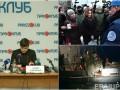 Итоги 27 декабря: общественный проект Савченко, освобождение пленниц и данные с черного ящика Ту-154
