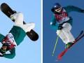 Взлеты и падения в Сочи. Фотоподборка эффектных и неудачных прыжков лыжников и сноубордистов
