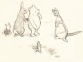 С молотка пустят первые иллюстрации к Винни-Пуху