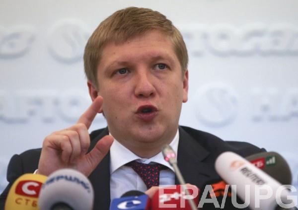 Коболев предложил расширить санкции к участникам Северного потока-2