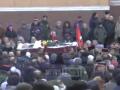 В Стаханове похоронили