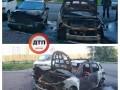 Под Киевом сожгли автомобиль известного активиста