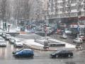 57 февраля: Киев снова засыпало снегом
