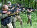 В Богдановке произошло боевое столкновение сил АТО с оккупантами
