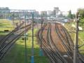 На Донецкой ж/д взорвали пути под грузовым поездом