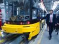 Кличко осмотрел польские трамваи, которые хотят купить для Киева