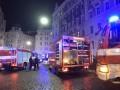 В центре Праги сгорел отель