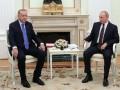 В Москве проходят переговоры Эрдогана и Путина: Подробности