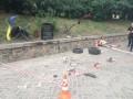 Вандалом, разрушевшим мемориал Нигояна, оказался психически больной человек