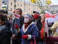Минск объяснил, почему на марше пенсионеров применили слезоточивый газ