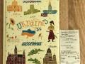 В Киеве продавали школьные дневники с картой Украины без Крыма