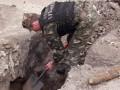 На Контрактовой площади в столице нашли 152-мм артснаряд