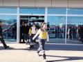 Полицейские устроили перестрелку в турецком аэропорту