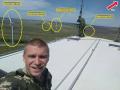 Под Мариуполем военные РФ засветили сами себя - штаб ООС
