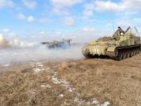 Карта АТО: за сутки на Донбассе 16 военных получили ранения