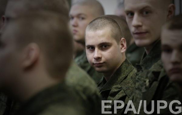C набором в армию в ближайшее время будут проблемы - Путин