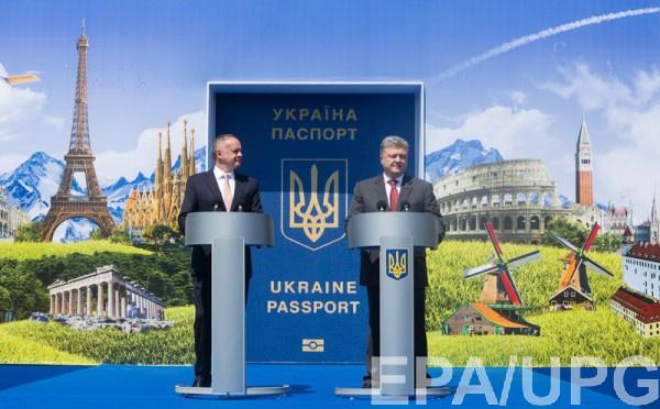 """В Кремле раздражены тем, что """"укрофашисты"""" получили безвиз раньше россиян"""