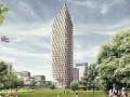 Шведы возведут высочайший небоскреб из дерева