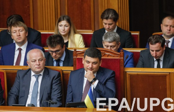 ВМинюсте приняли решение поменять закон оНАПК для переизбрания руководства— Полная перезагрузка