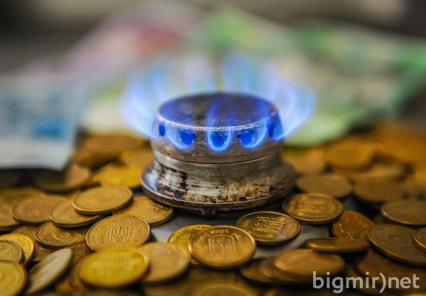 О размерах социальных норм потребления газа