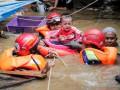 Два индонезийских острова полностью ушли под воду