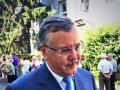 Выборы 2014: Анатолий Гриценко проголосовал (ВИДЕО)