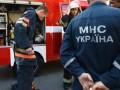 Под Киевом на пожаре погибли три человека
