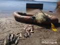 Полиция Полтавской области задержала браконьеров-рыбаков