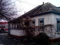 В Черкасской области во время пожара погибли супруги и их сын
