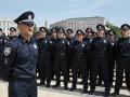 В Киеве у полиции угнали арестованные Toyota и Mercedes
