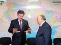 В Украину впервые прибыл новый глава ОБСЕ