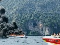 В Таиланде взорвался катер с туристами: 16 пострадавших